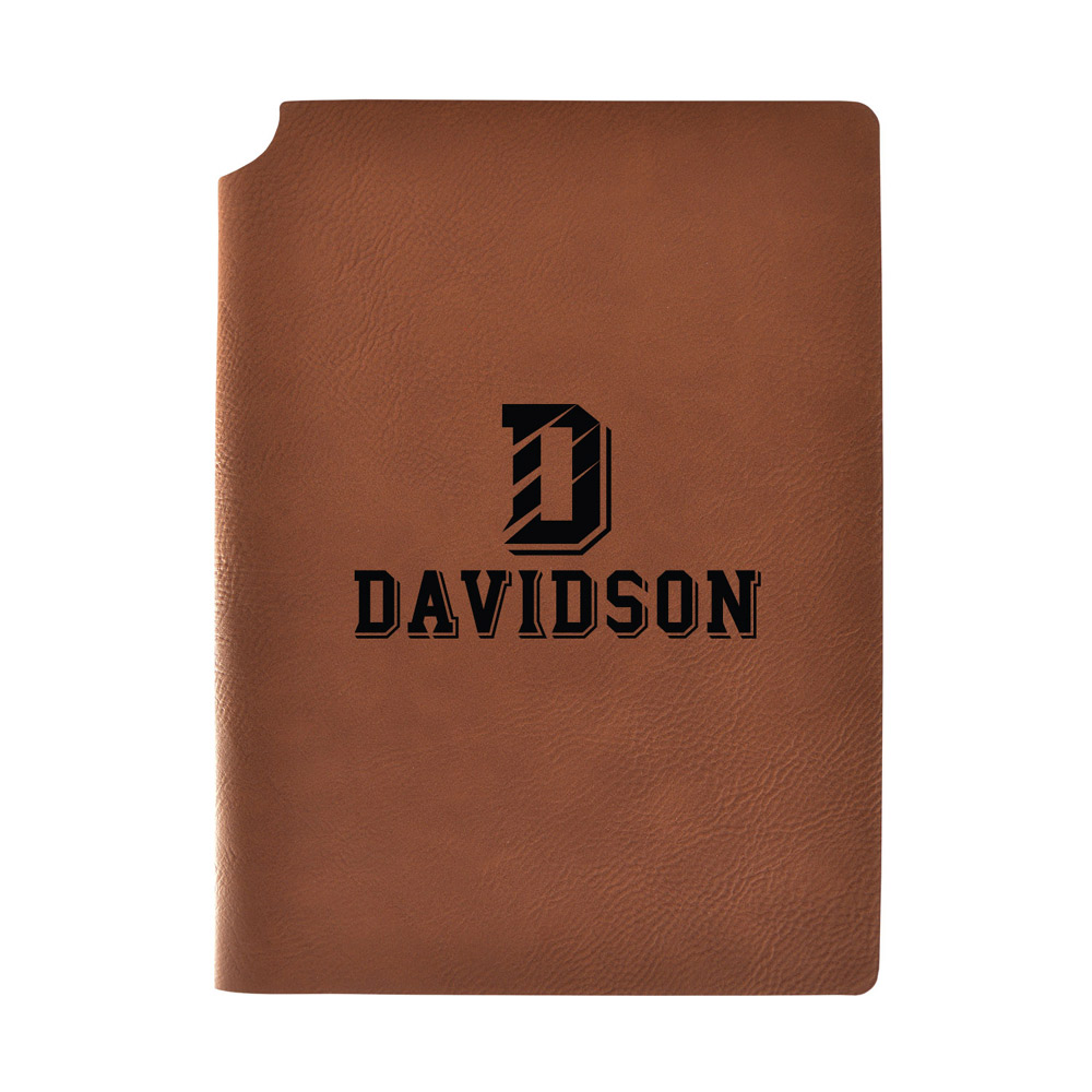 Image For Journal Velour - Brown - D Over Davidson