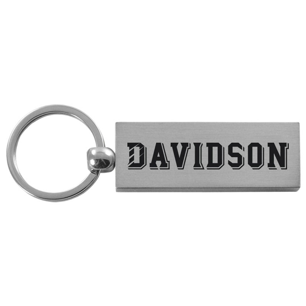 Image For Key Chain Metal - Silver