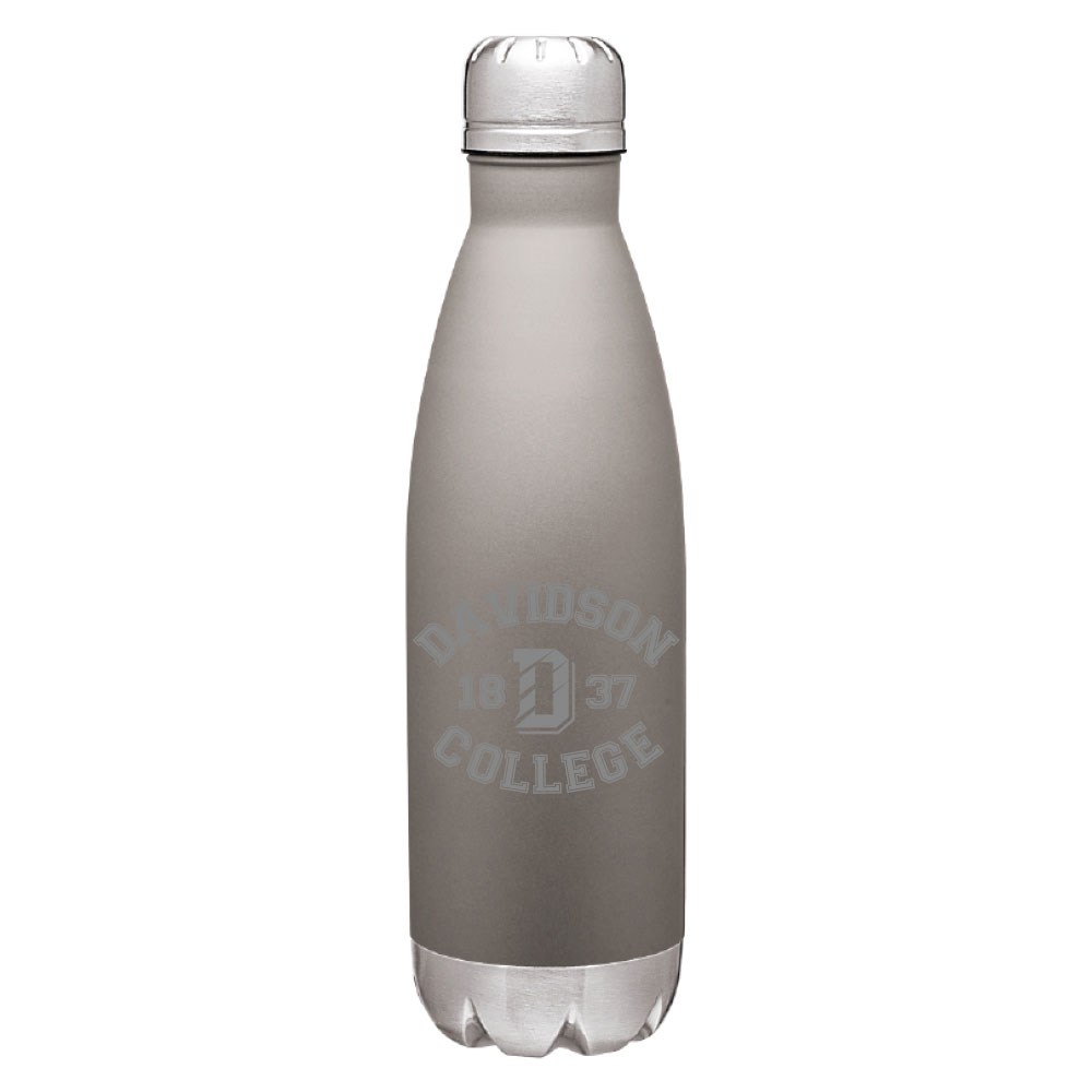 Image For Bottle Force - Silver - Davidson Over D Over College