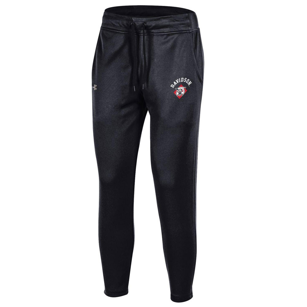Image For Women's Pants - Black - Davidson Over Wildcat