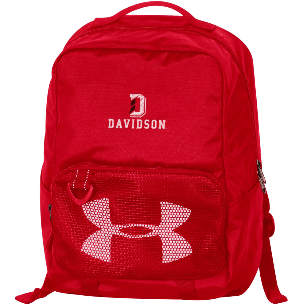 Image For Backpack Ultimates - Red - D Over Davidson