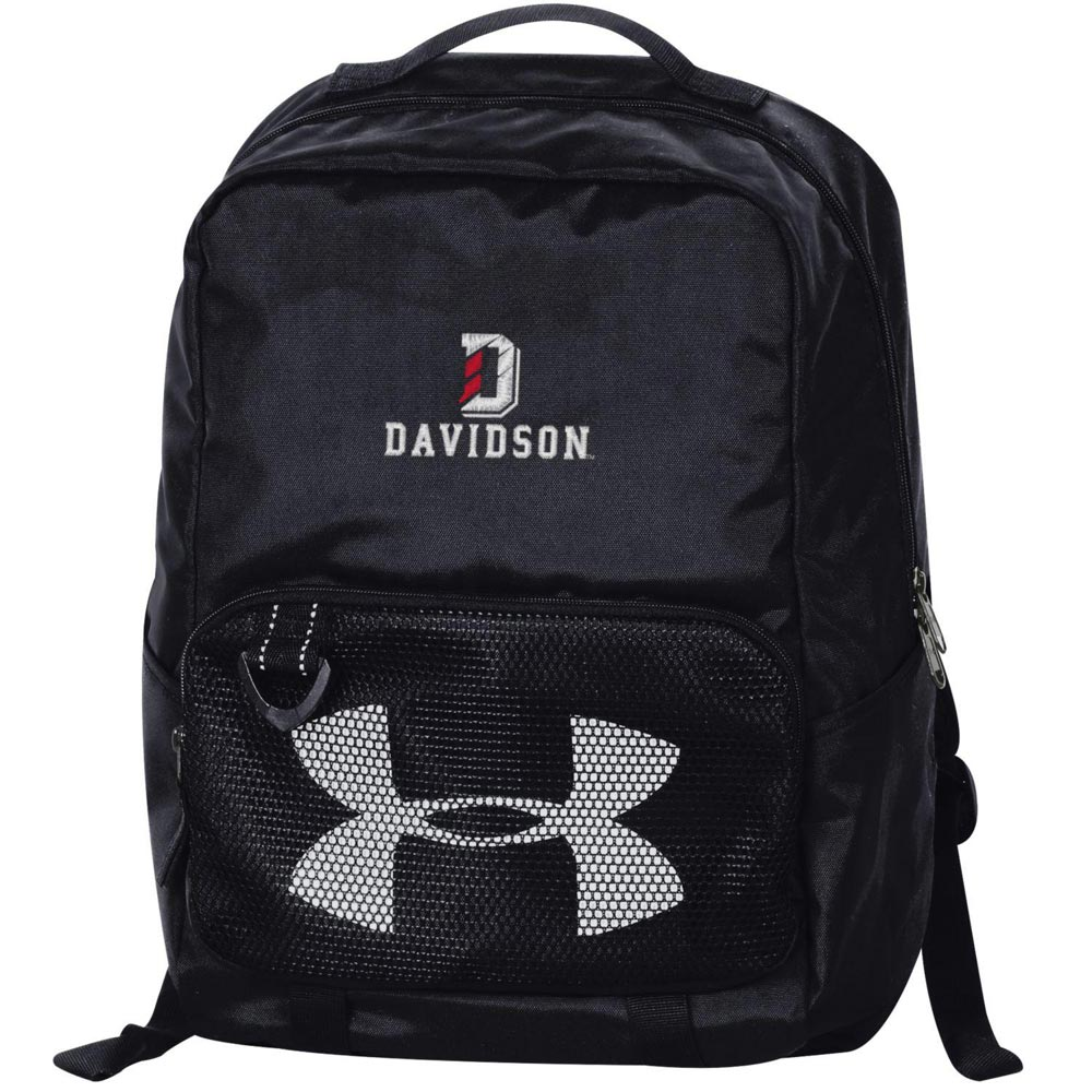 Image For Backpack Ultimates - Black - D Over Davidson