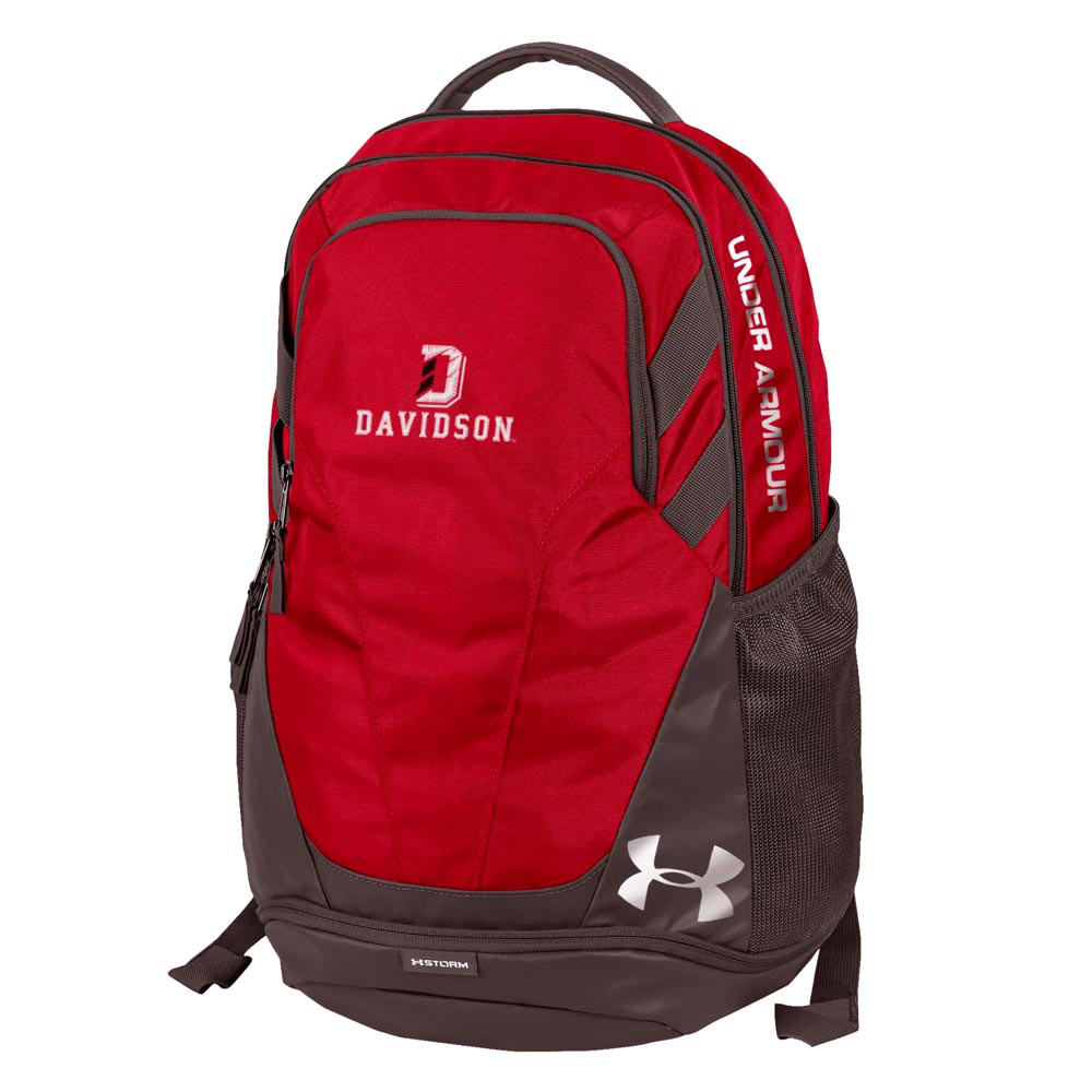 Image For Backpack Hustle 3 - Red - D Over Davidson