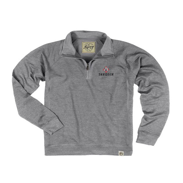 Image For Youth 1/4 Zip - Gray