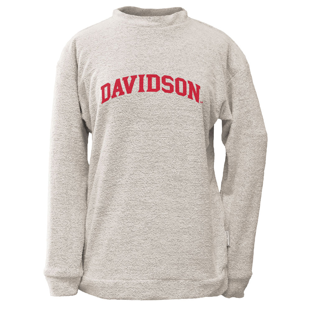 Image For Women's Woolly Threads Sweatshirt - Natural Davidson Arched