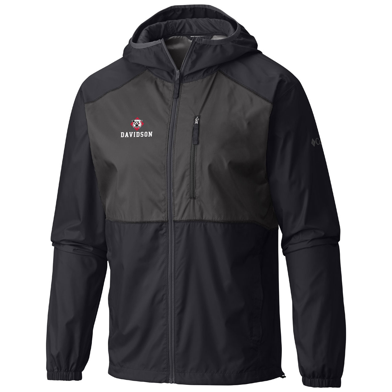 Image For Jacket Full Zip - Black - Wildcat Over Davidson