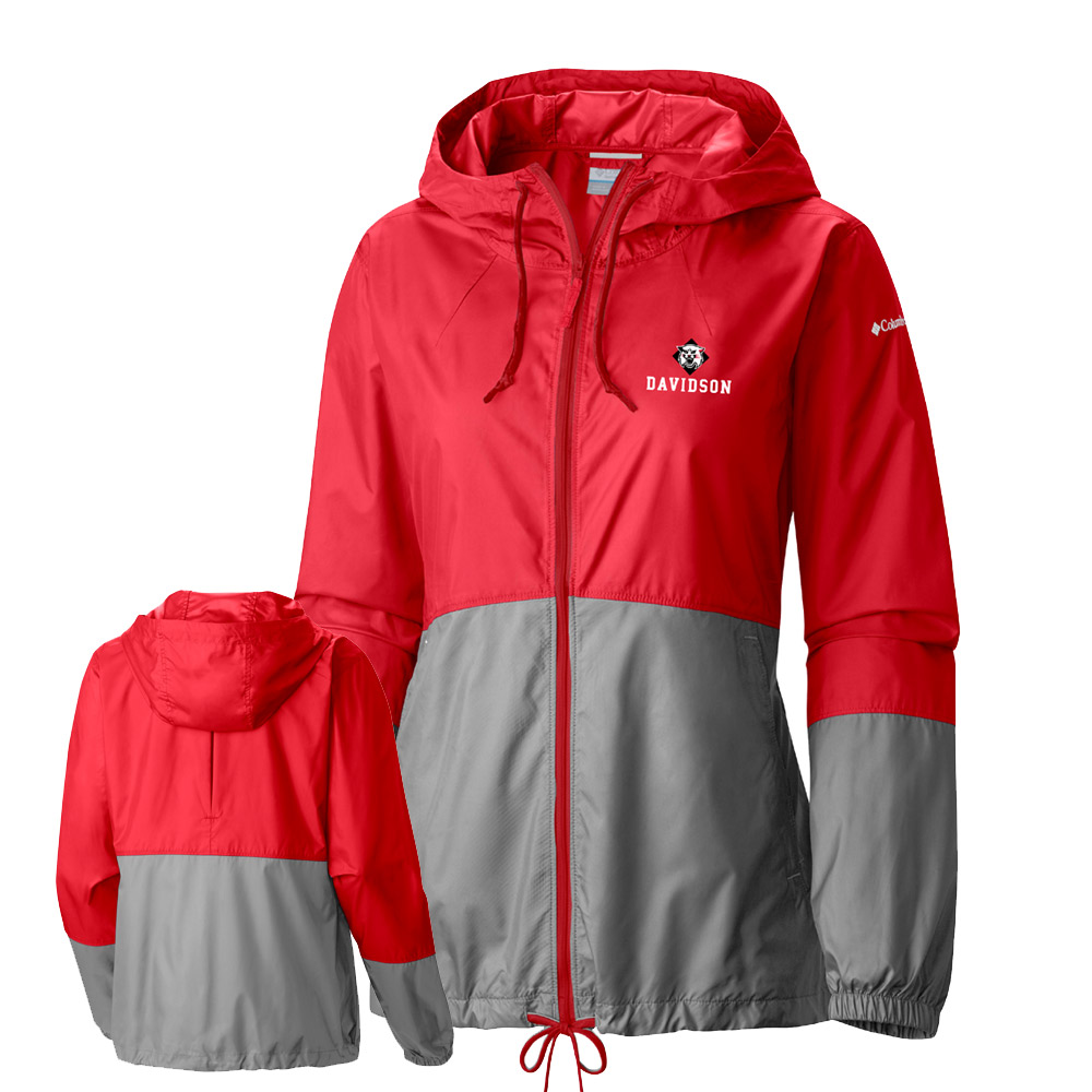 Image For Women's Jacket Flash Forward - Red