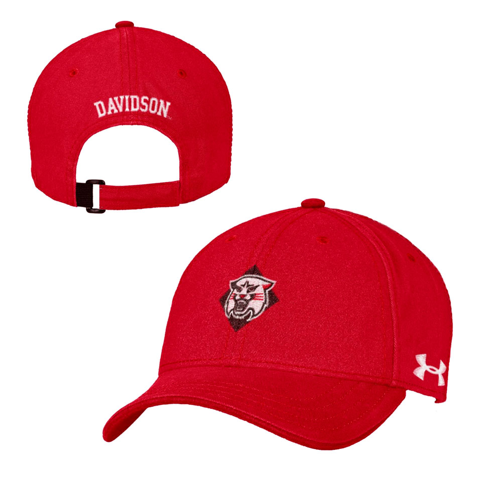 Image For Youth Hat Adjustable - Red