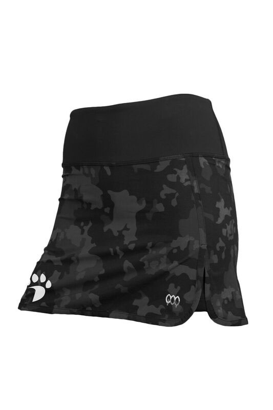 Image For Women's Skort - Camo - Paw Logo
