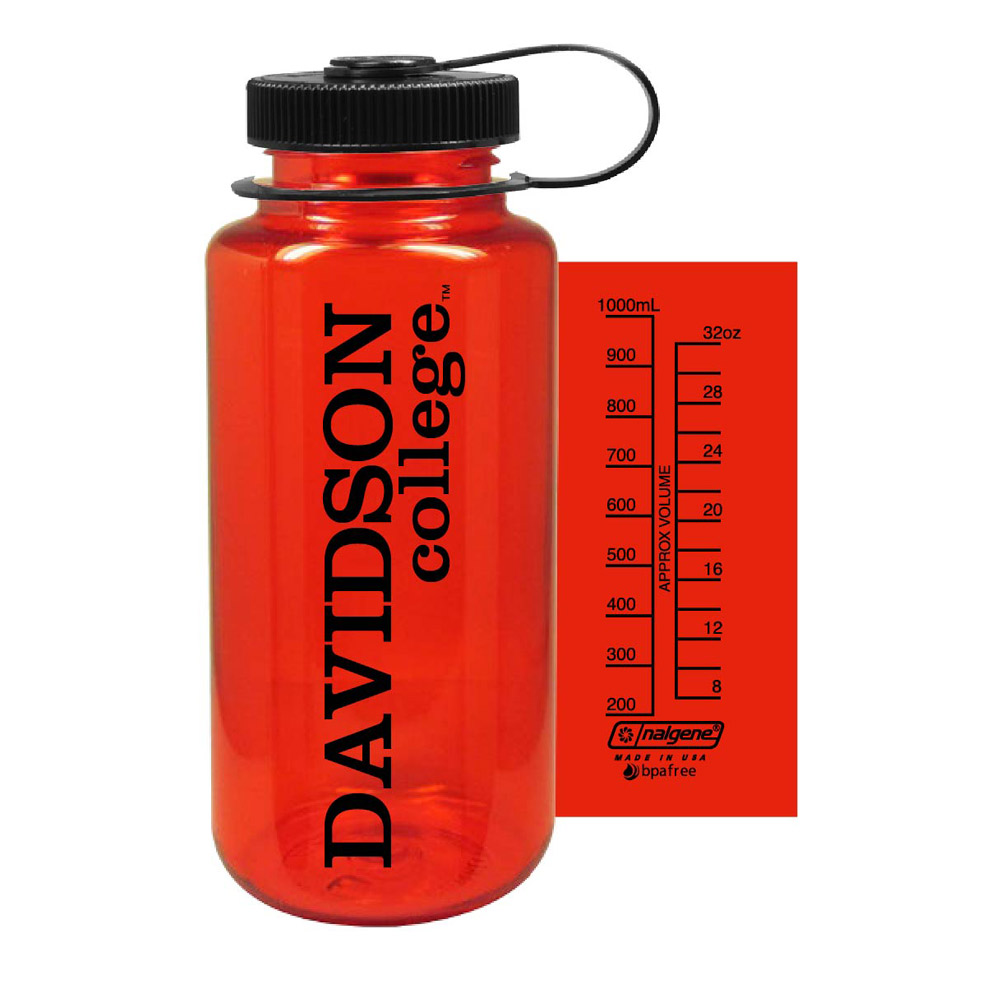 Image For Bottle Nalgene - Red