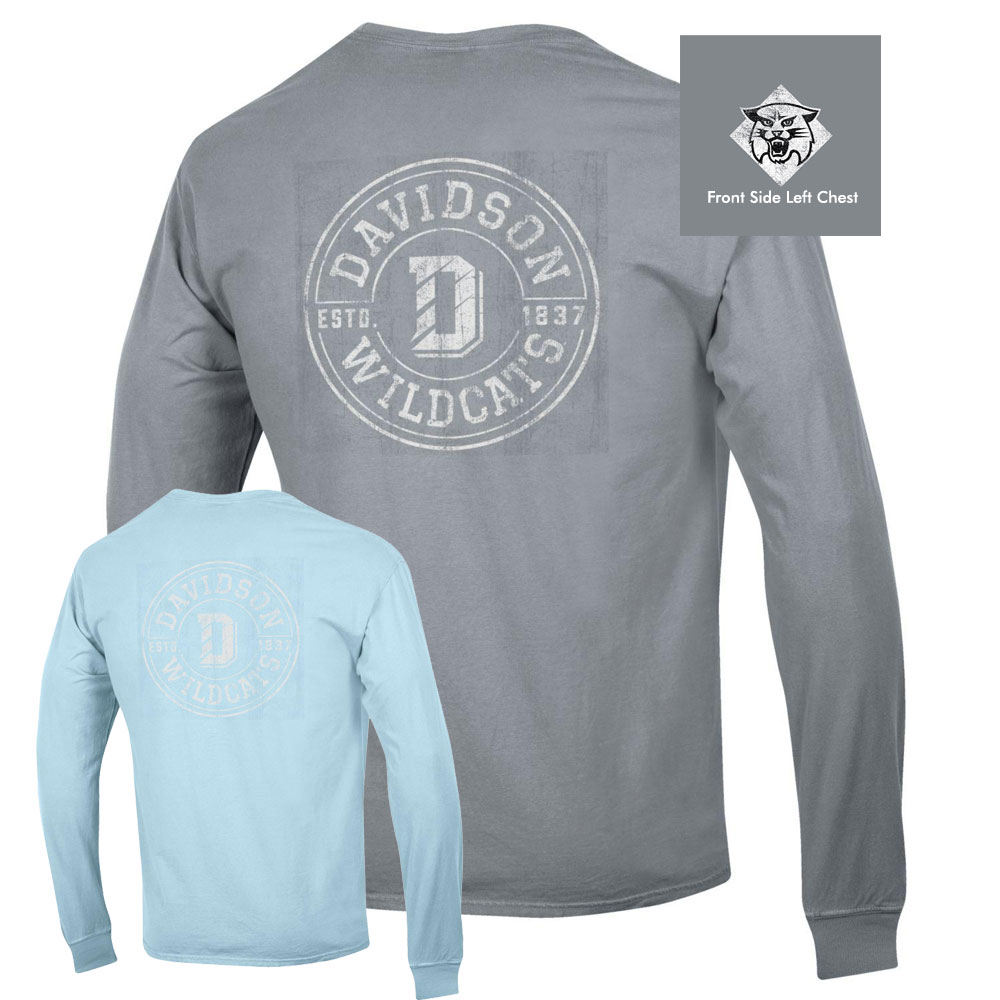 Image For Long Sleeve T Shirt Comfort Colors