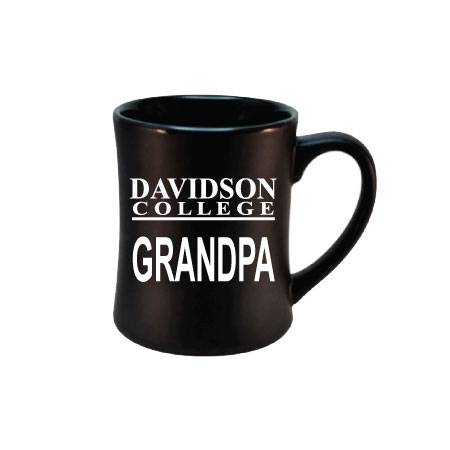 Image For Mug - Etched Black - Davidson Grandpa