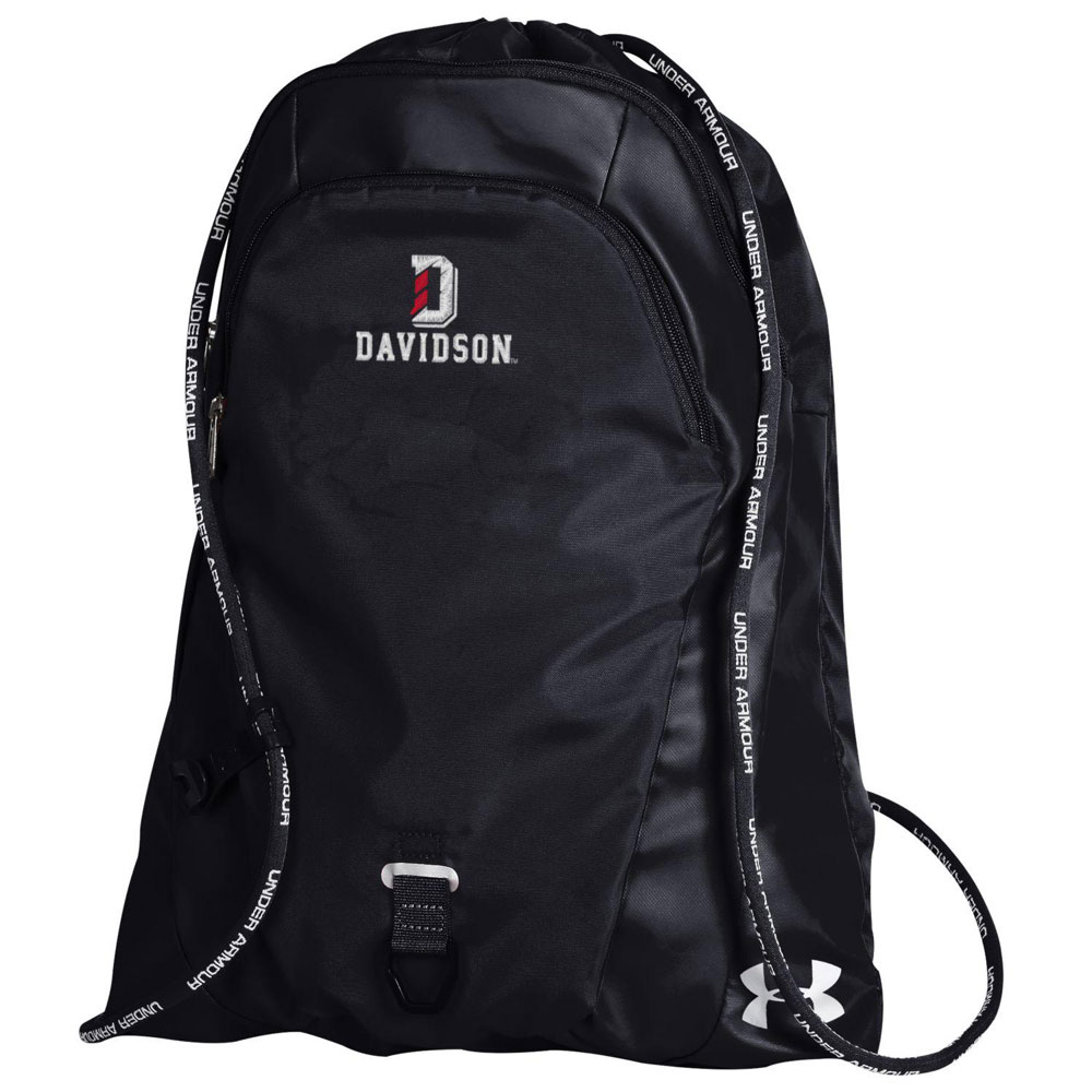 Image For Undeniable Sackpack - Black - D Over Davidson