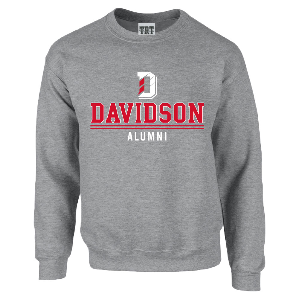 Image For Sweatshirt - Oxford - Davidson Alumni