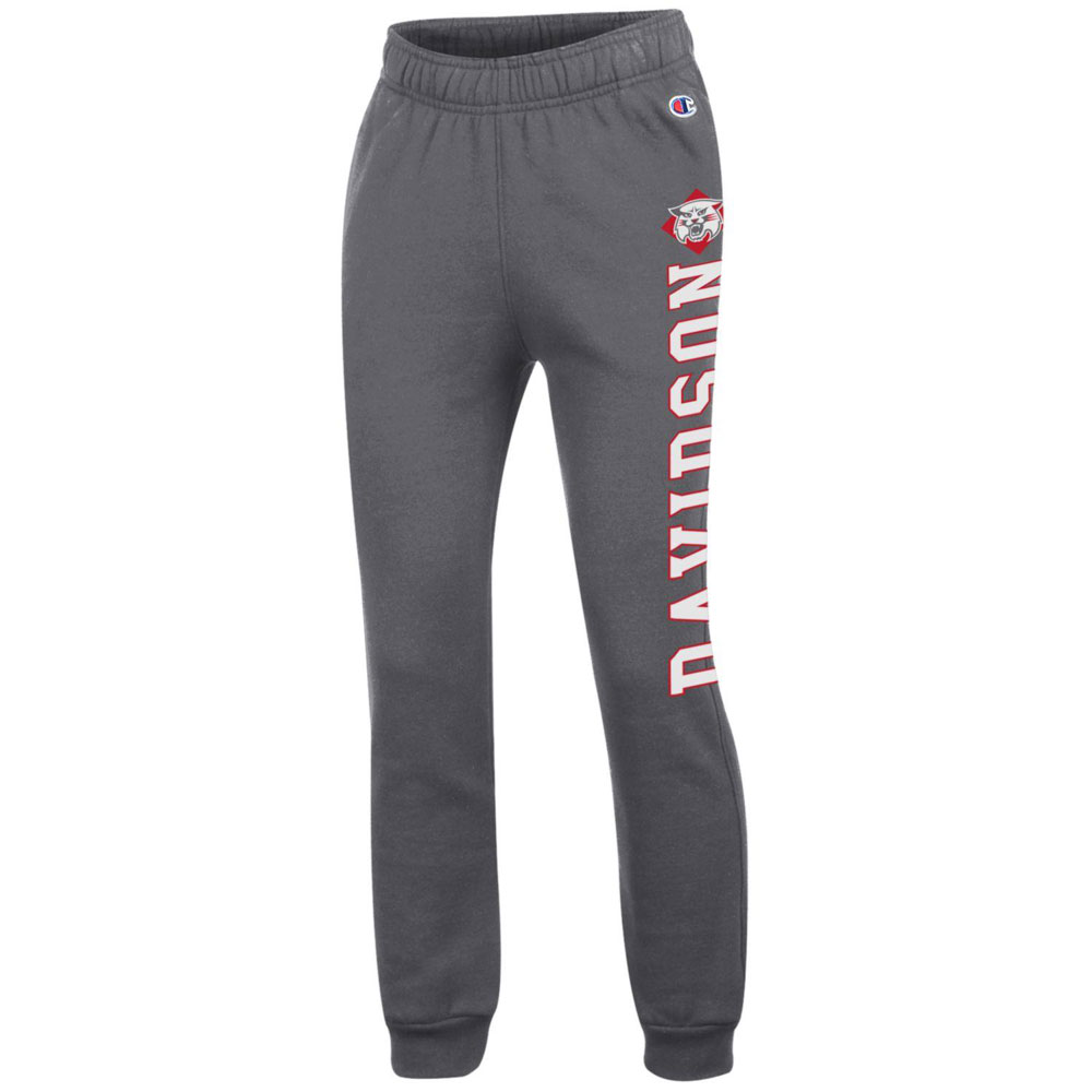 Image For YOUTH FLEECE PANTS - GRANITE HEATHER