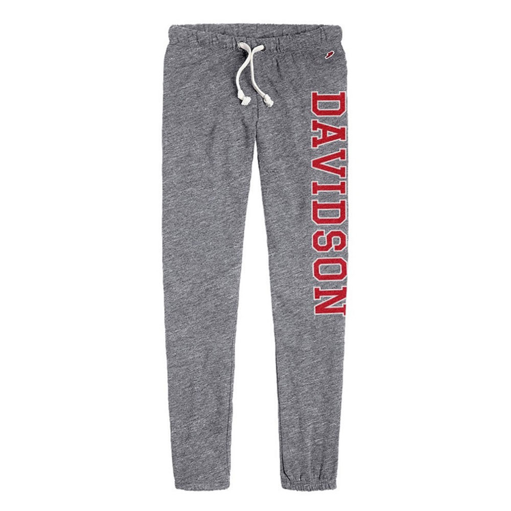 Image For Women's Pants - Tri Blend Fleece - Fall Heather