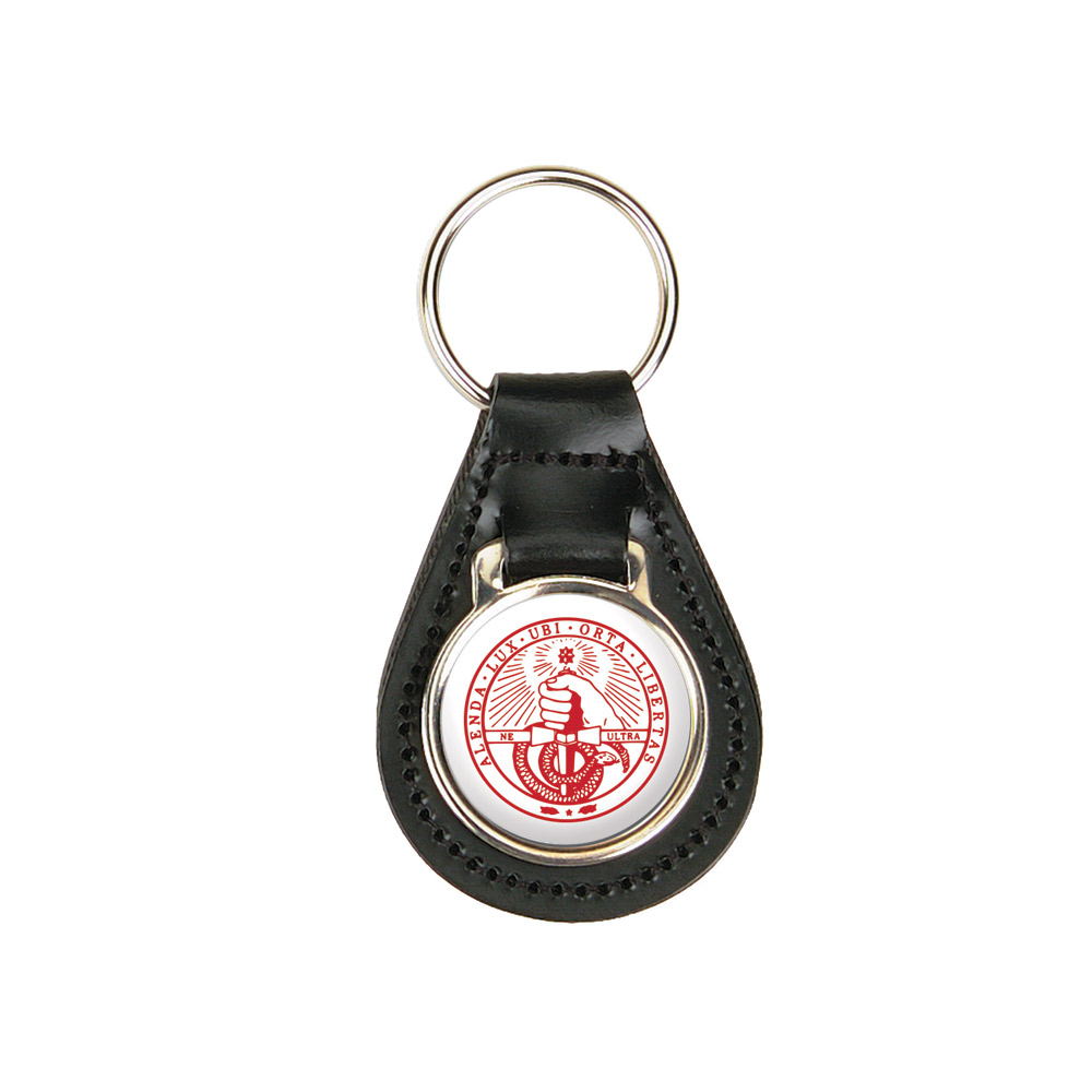 Image For Key Fob - Davidson College Seal