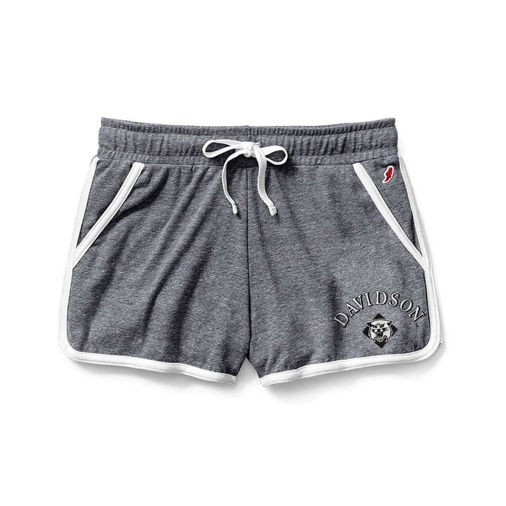 Image For Women's Phys Ed Short - Gray