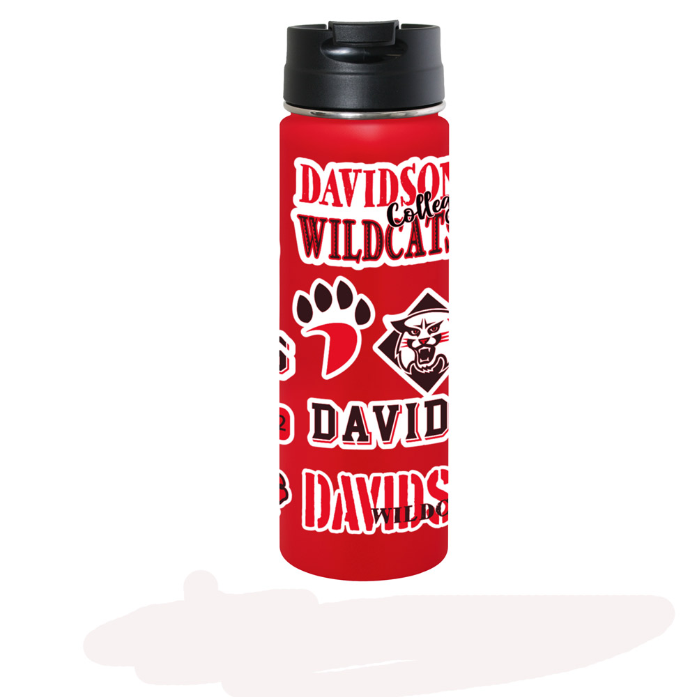Image For Tumbler - Red - Davidson Stickers