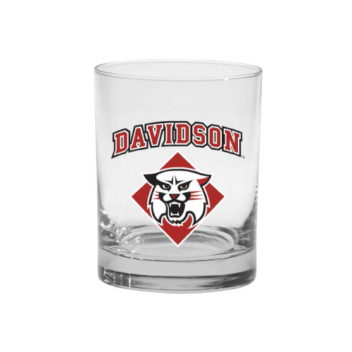 Image For Glass Double Old Fashion - Davidson Over Wildcat