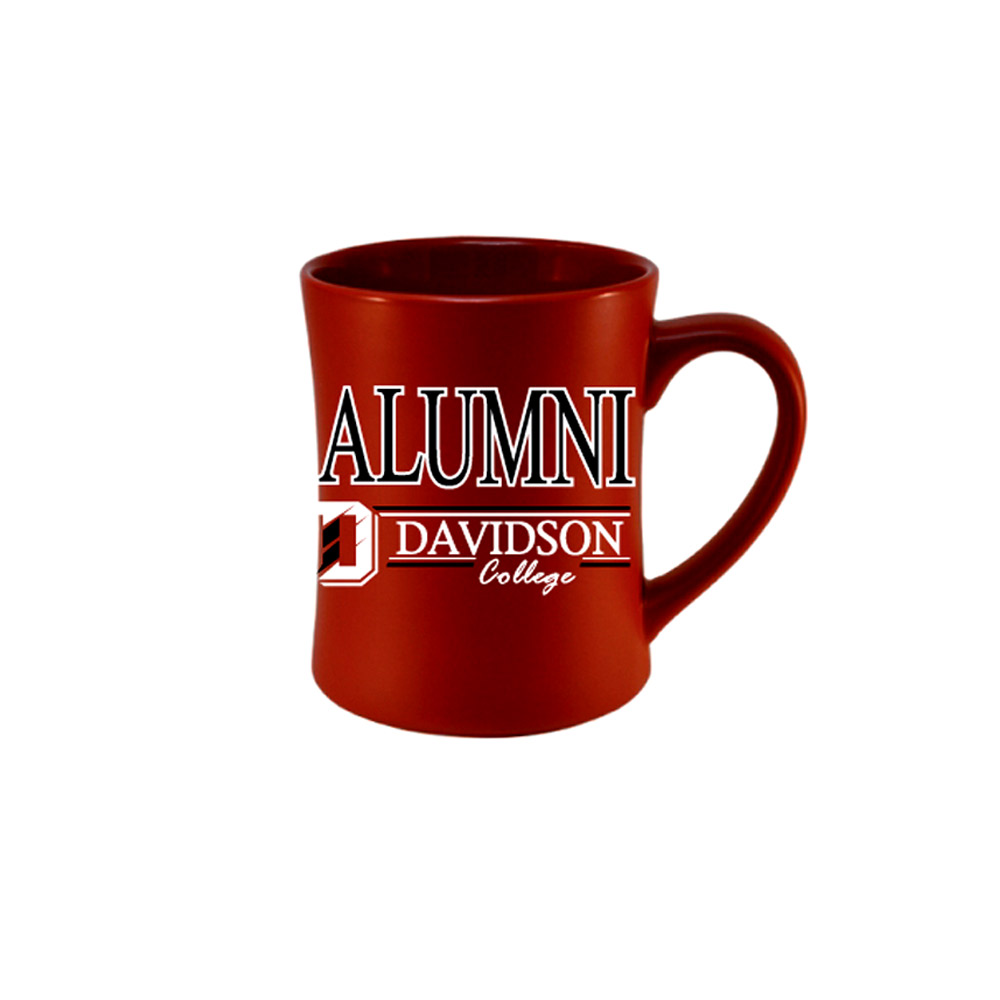 Image For Mug - Red - Davidson Alumni