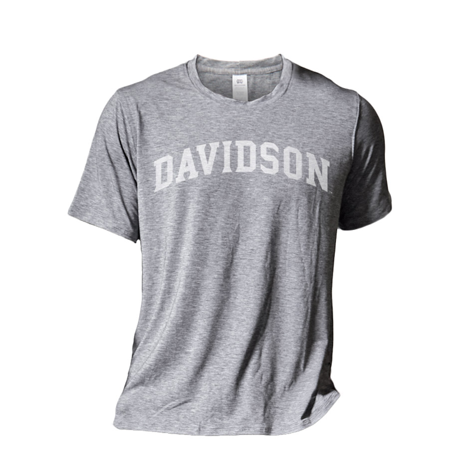 Image For T Shirt - Vintage Oxford - Davidson Arched
