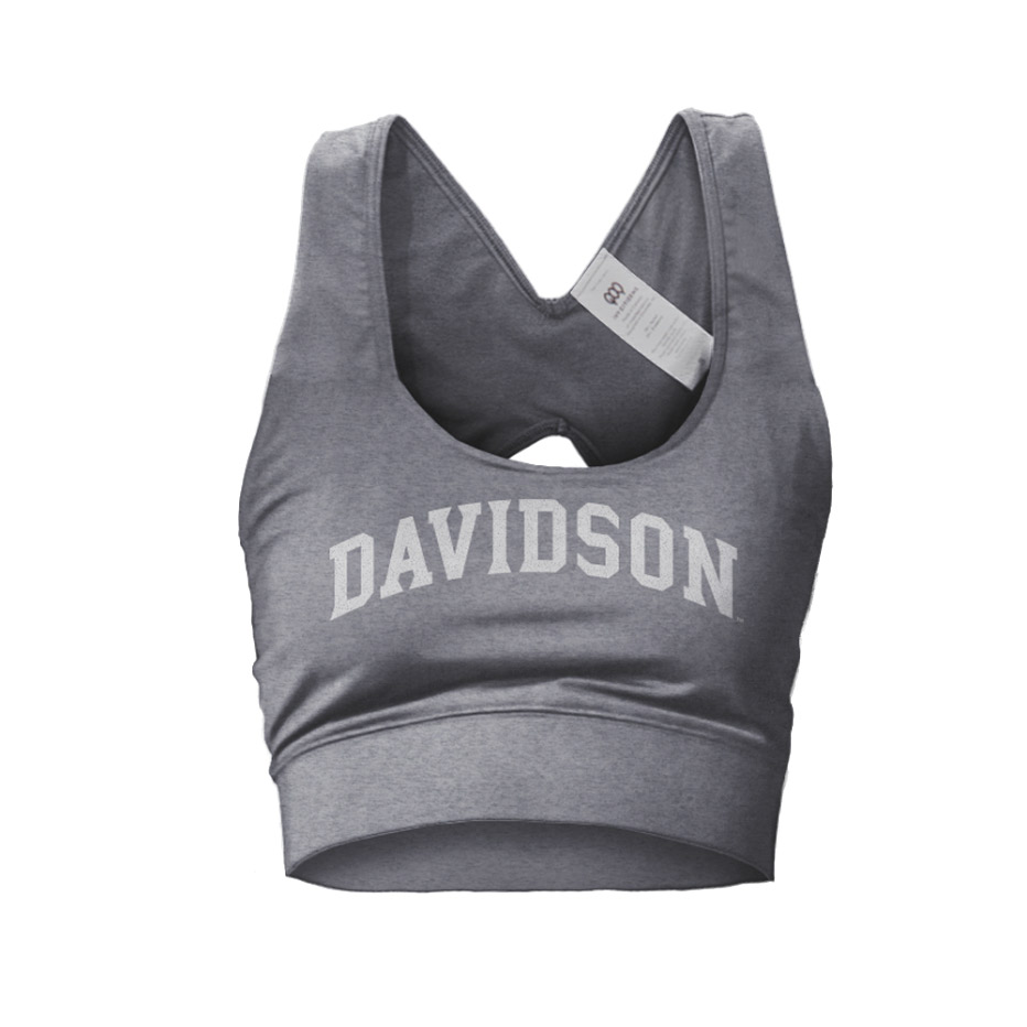 Image For WOMEN'S SPORT BRA - GREY