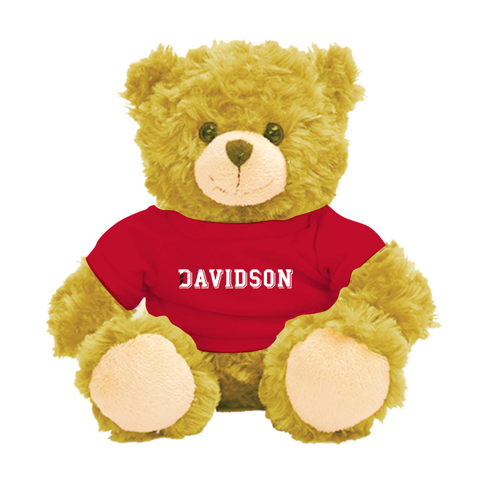 Image For Davidson Bear With Tee - Beige