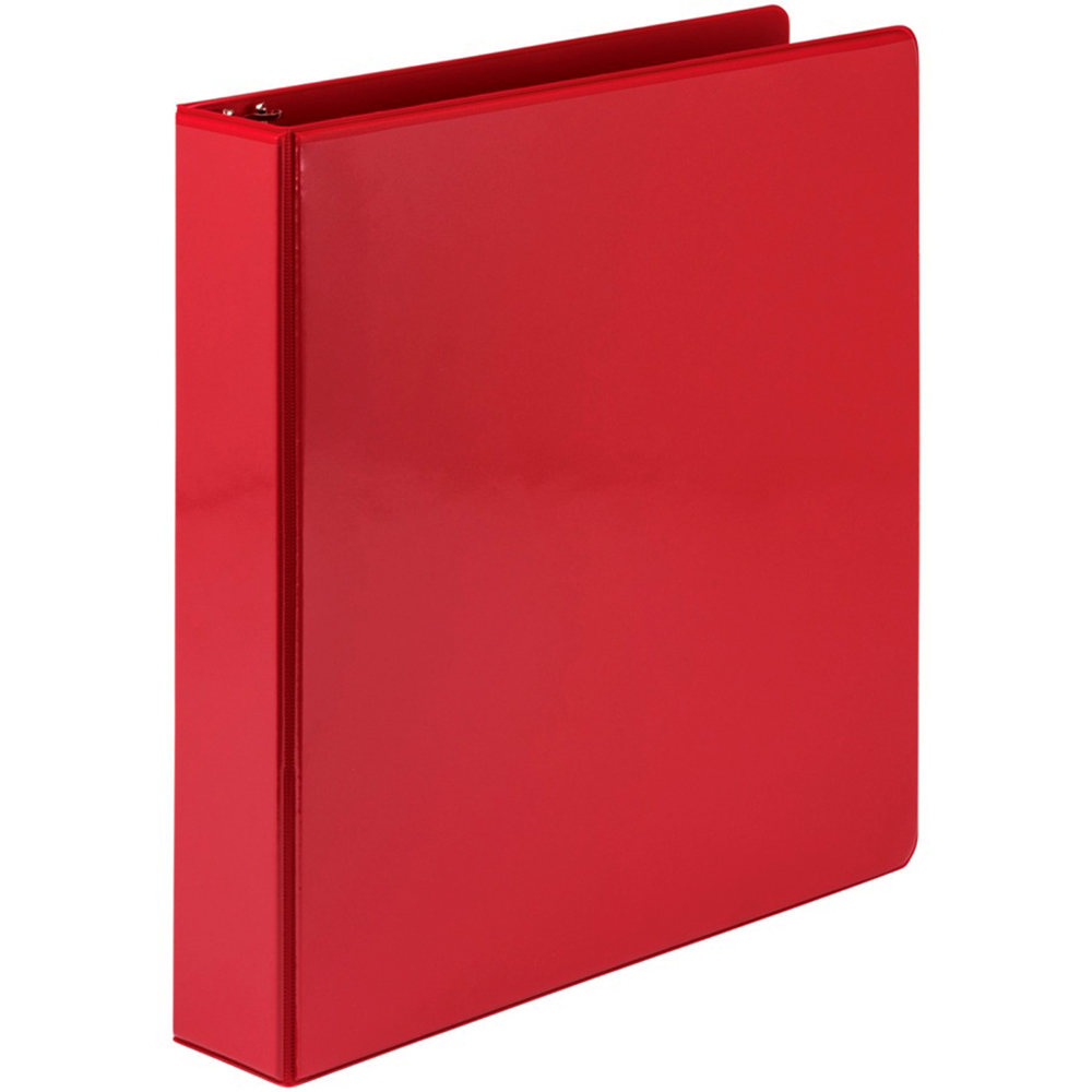 "Image For Binder 1.5"" Clear View - Red"