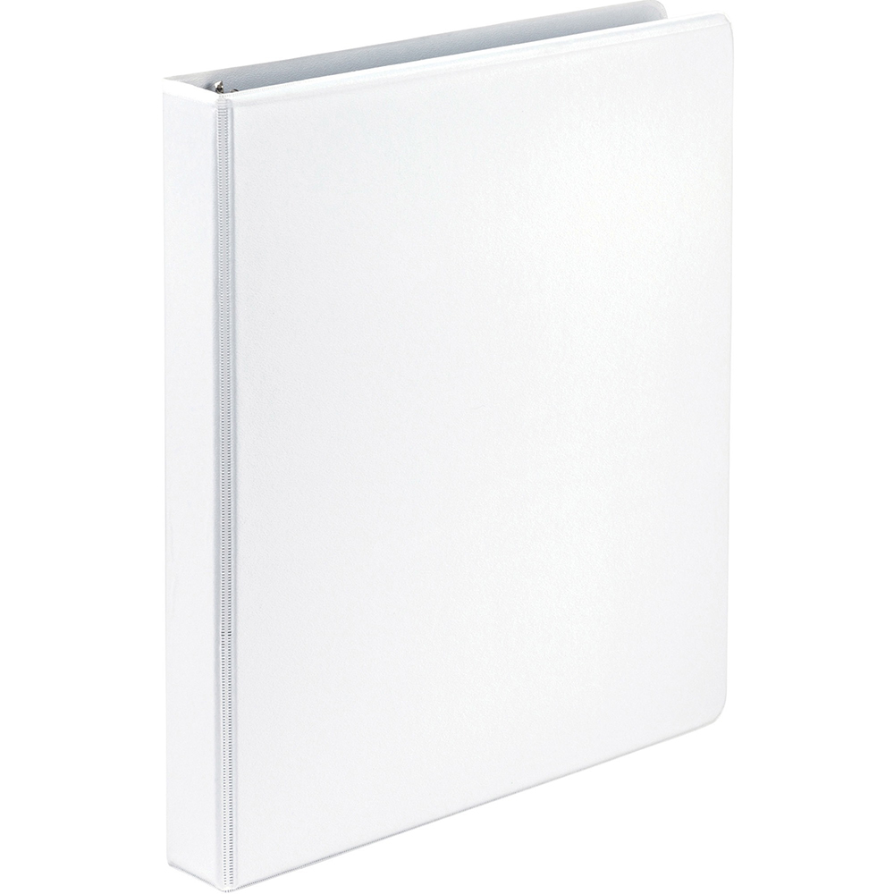 "Image For Binder 1"" Clear View - White"