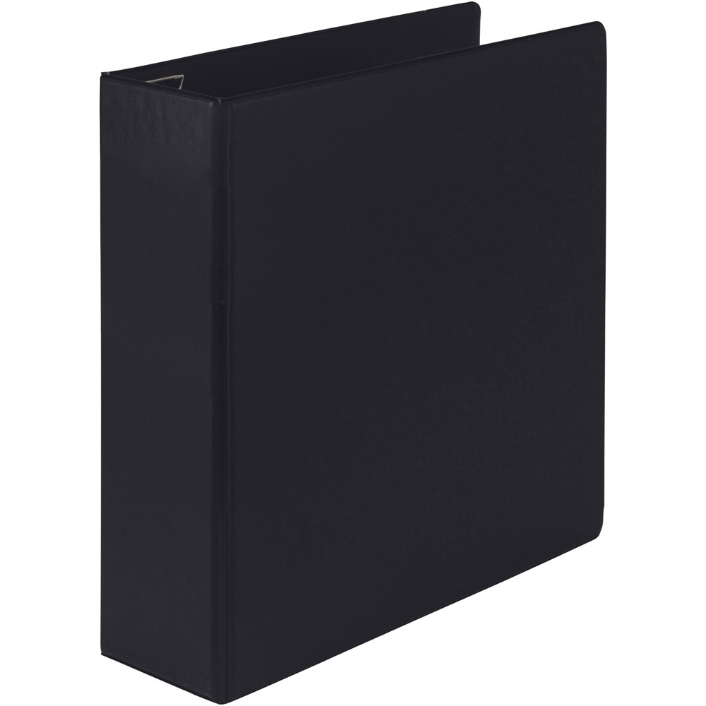 "Image For Binder 2"" Clear View - Black"