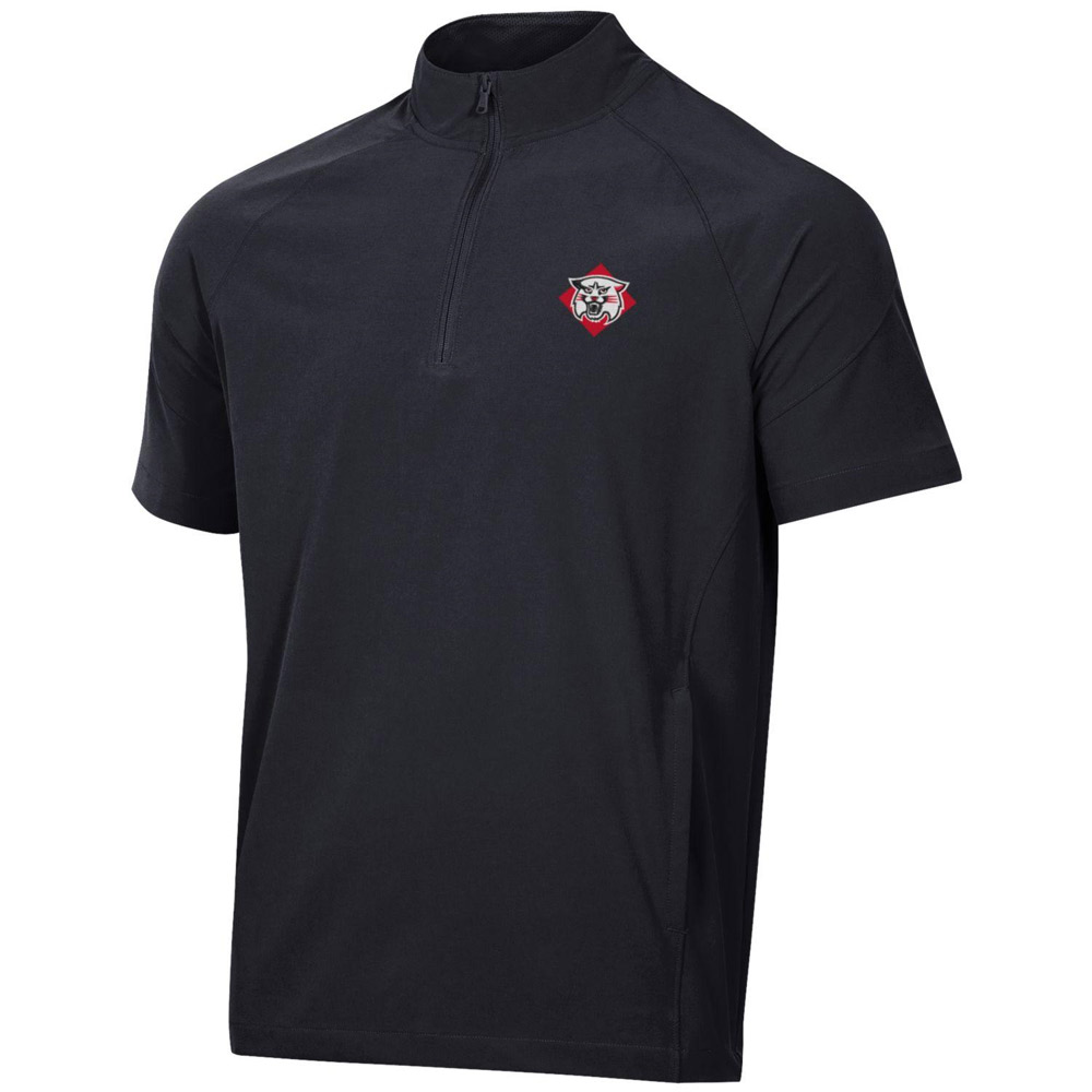 Image For 1/4 Zip - Sideline Gear - Black