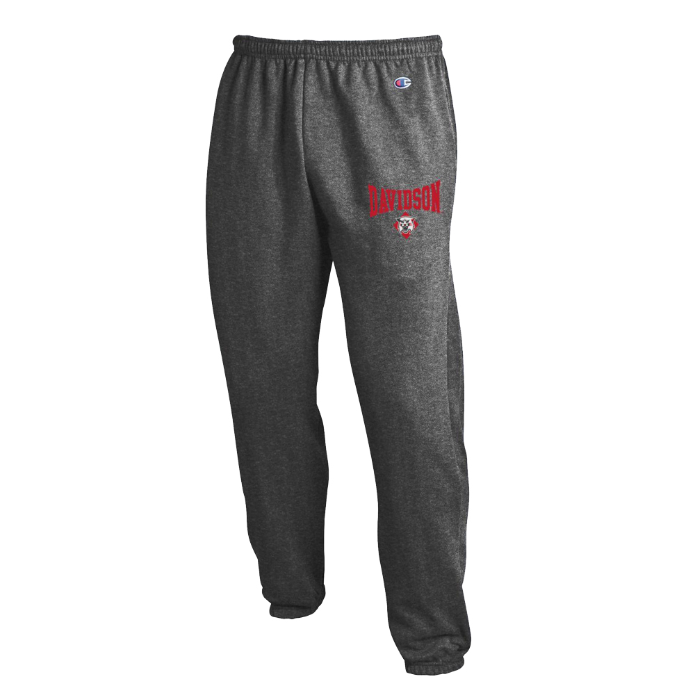 Image For Pants Fleece Powerblend - Banded - Charcoal